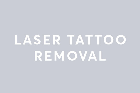 Laser Tattoo Removal Special Offers