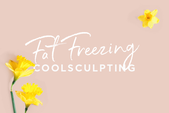 Fat Freezing Spring special offers graphic