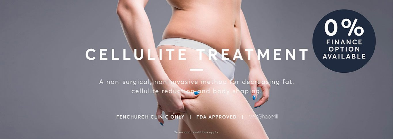 Cellulite reduction banner image