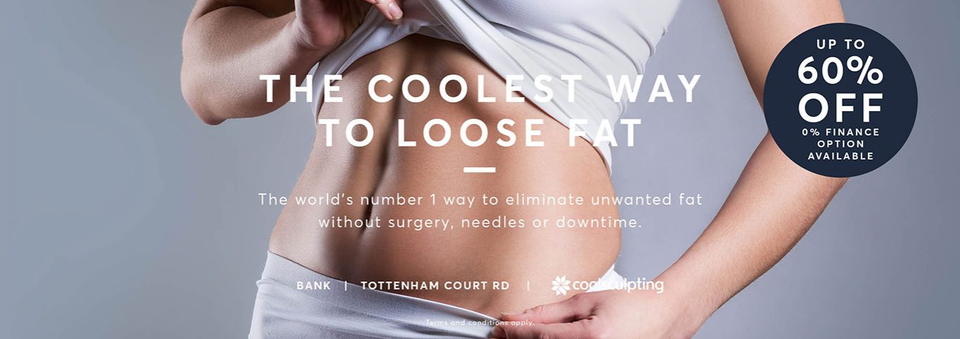 CoolSculpting banner graphic