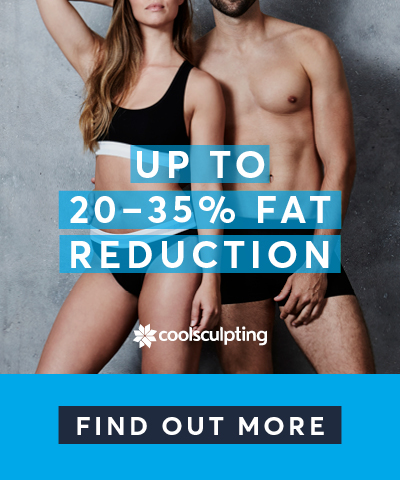 CooLSculpting Banner