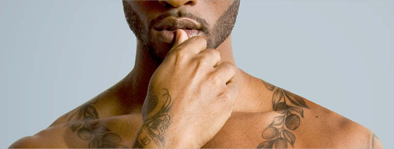 Black Skin Tattoo Removal