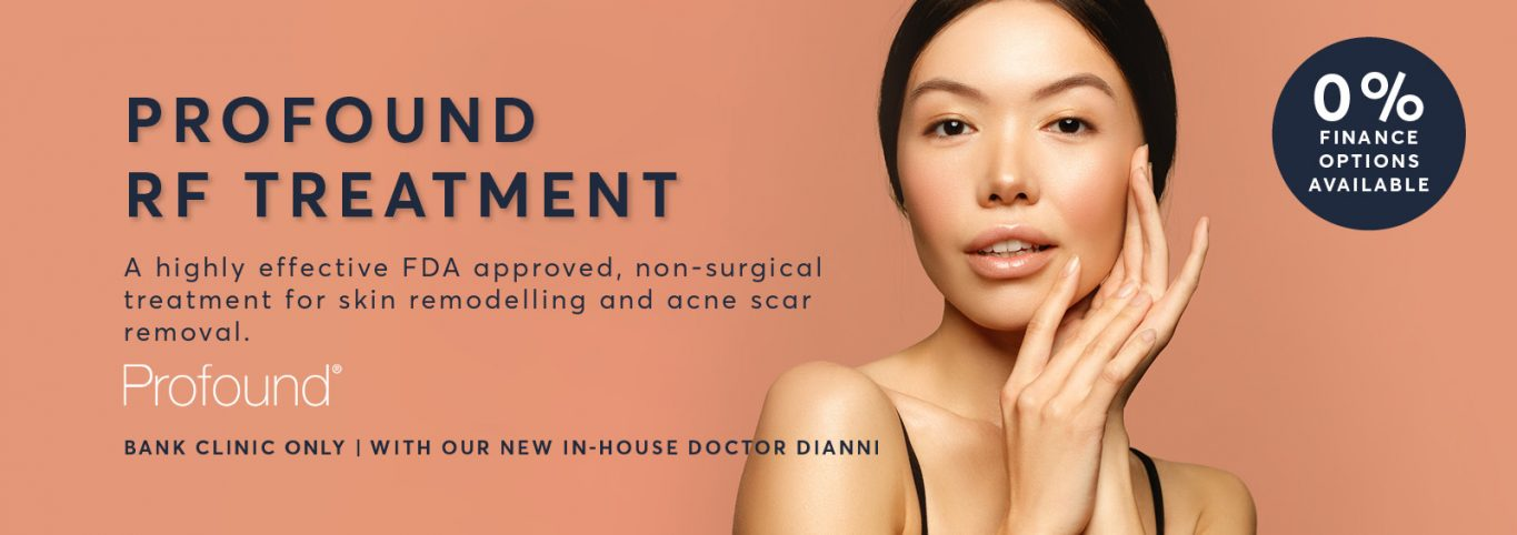 Profound treatment London for Acne Scars