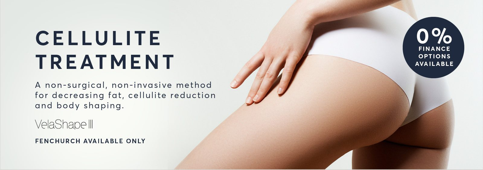 Cellulite removal london