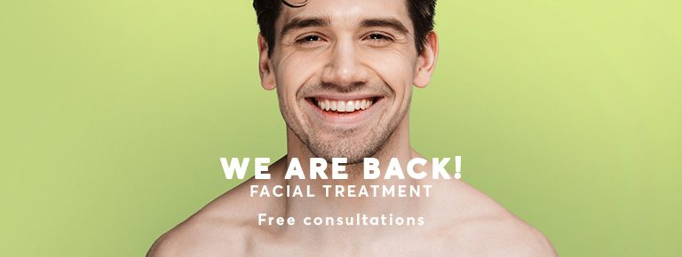 Treatments for the face with laser