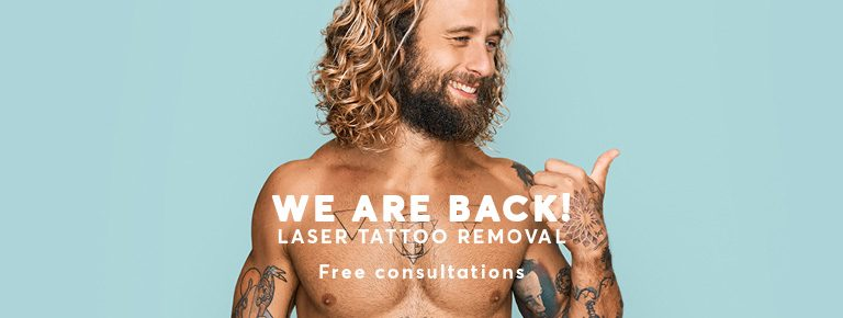 Tattoo Removal with Laser near me