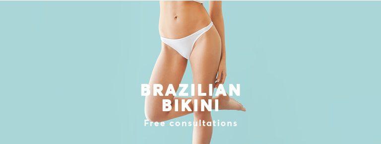 Laser Hair Removal London Brazilian Bikini