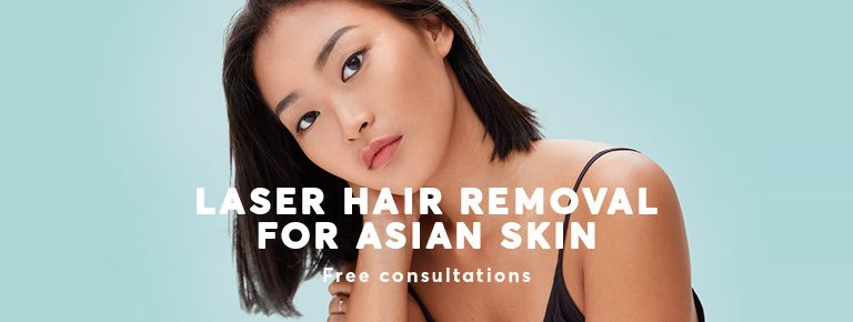 Hair Laser Removal for Asian