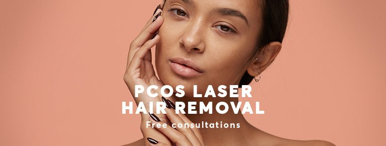 PCOS Laser Hair Removal