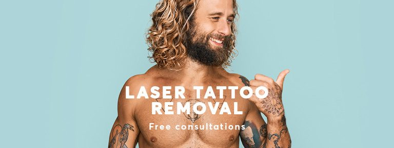 Tattoo Removal by laser 10% Off