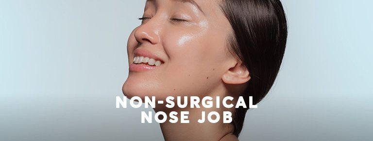 no surgery nose job