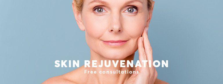 Skin Rejuvenation with Laser