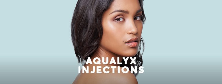 Fat dissolving Aqualyx treatment