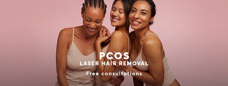 Hair Removal by Laser PCOS