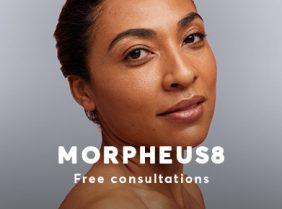 Morpheus8 micro-needling October 21